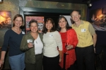 Deb Johnson(Panter), Bonnie Seifer(Mercure),  Debbie Kachadurian(Zazaian), Jan Cohen(Moskowitz),Mark Luria